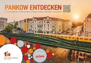Cover der Broschüre PANKOW ERLEBEN 2018/19