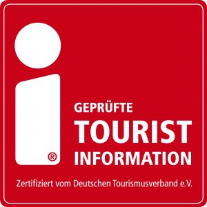 Tourist Information Center Pankow - Zertifikat